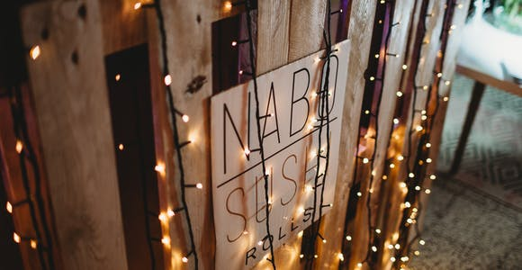 Nabo Sushi Rolls