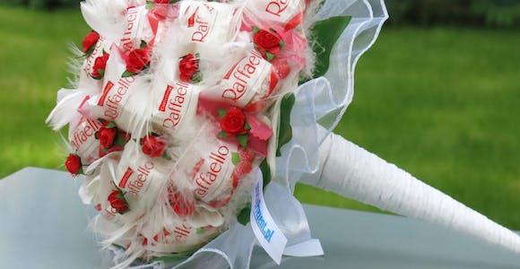bukiety ślubne i bukiety w prezencie