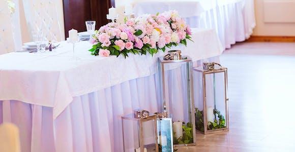 Dekoracje ślubne PAULA